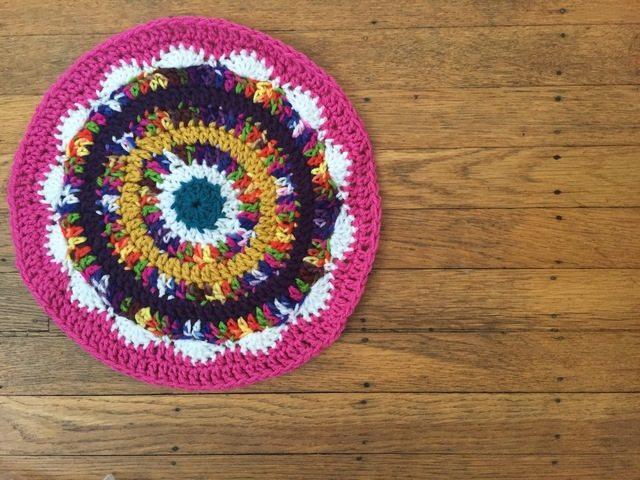 offthehookbysusan crochet mandala