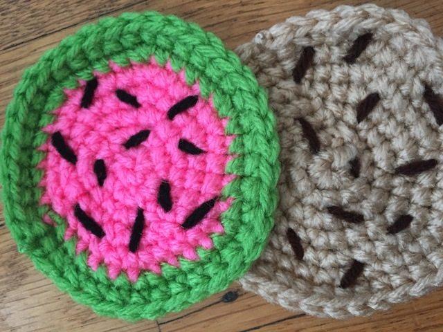 olivia food crochet mandalas