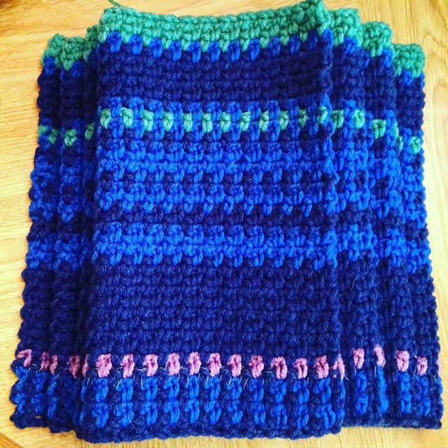 redrocker9 temperature scarf