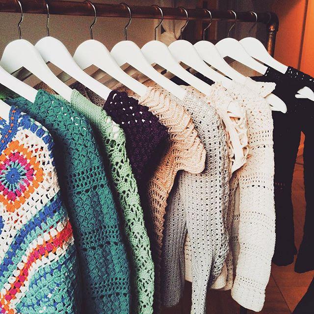 tanjas crochet on the rack