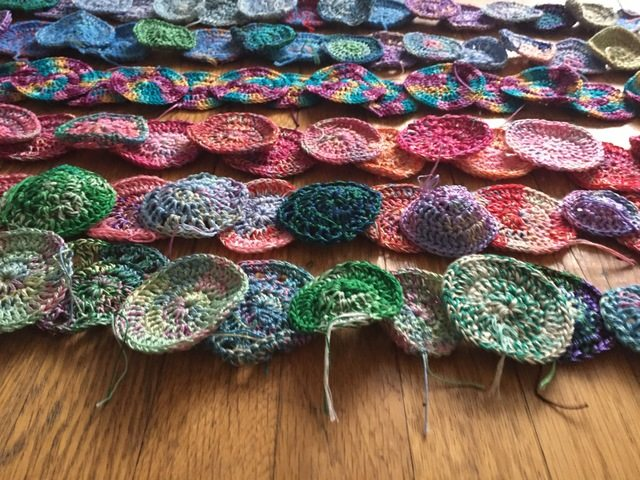 100 mini crochet mandalas for marinke from karen 3
