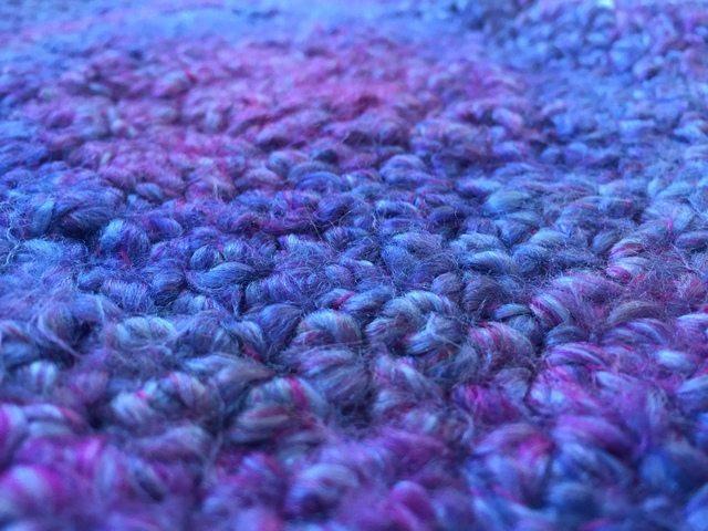 Cai's Crochet Mandala detail