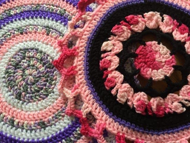 Julie's Crochet MandalasForMarinke 1