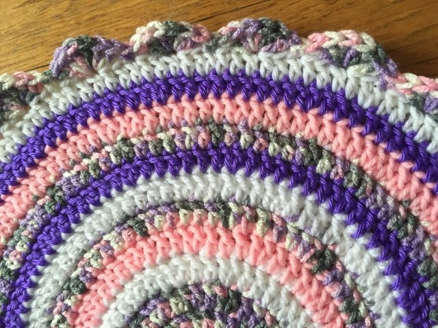 Julie's Crochet MandalasForMarinke 6