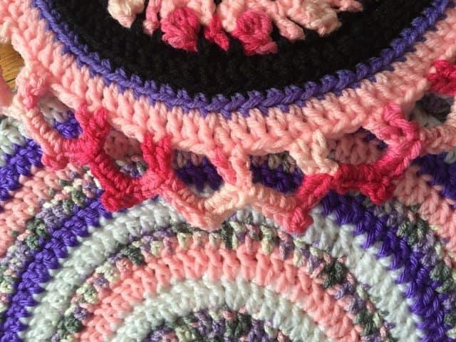 Julie's Crochet MandalasForMarinke 7