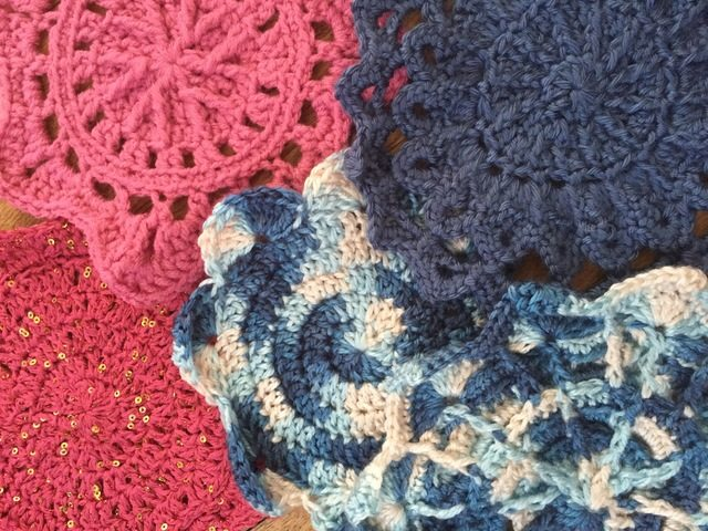 Kate Graff Crochet Mandalas