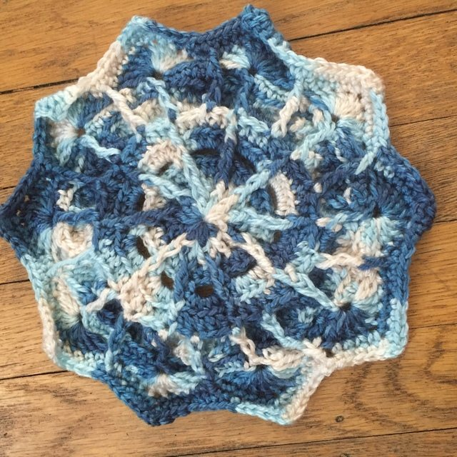 Kate Graff Crochet Mandalas for Marinke
