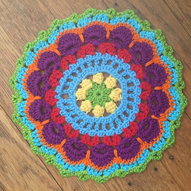 anne cotton crochet mandalas picot