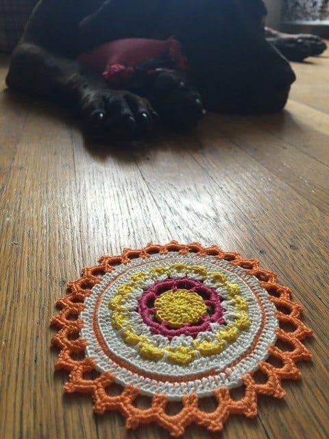 anne crochet mini mandalasformarinke 7 with katara