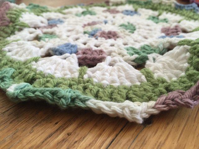 carmen crochet mandalas flat