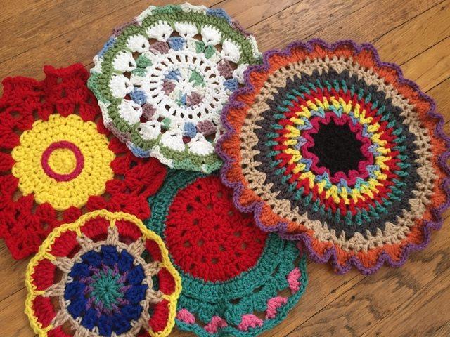 carmen crochet mandalas