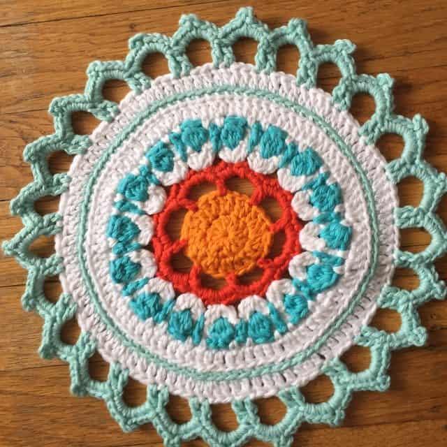 cherie crochet mandalasformarinke 1