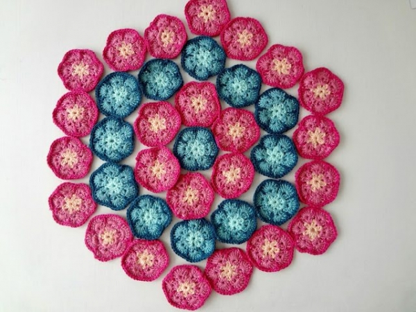 20 Fresh New Crochet Flower Patterns