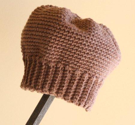 crochet beanie free pattern