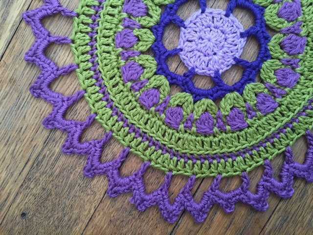 crochet mandalas for wink