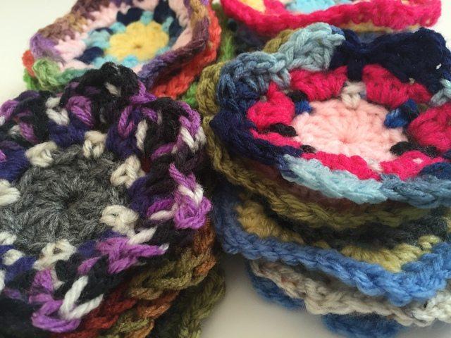 debby davies mini crochet mandalas 5