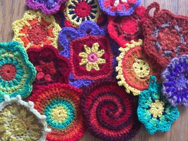 dineke crochet mini mandalasformarinke 3