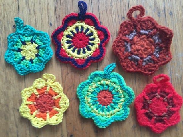 dineke crochet mini mandalasformarinke 6