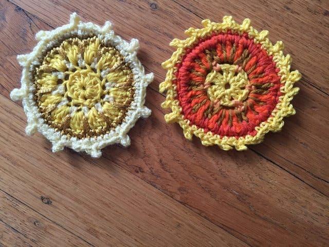 dineke crochet mini mandalasformarinke 8