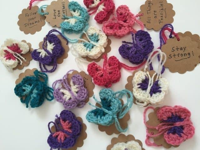 frans crochet mandalas hearts butterflies 3