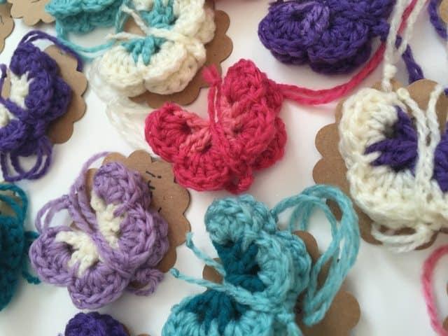 frans crochet mandalas hearts butterflies 4