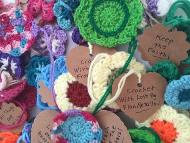 frans crochet mandalas hearts butterflies 6