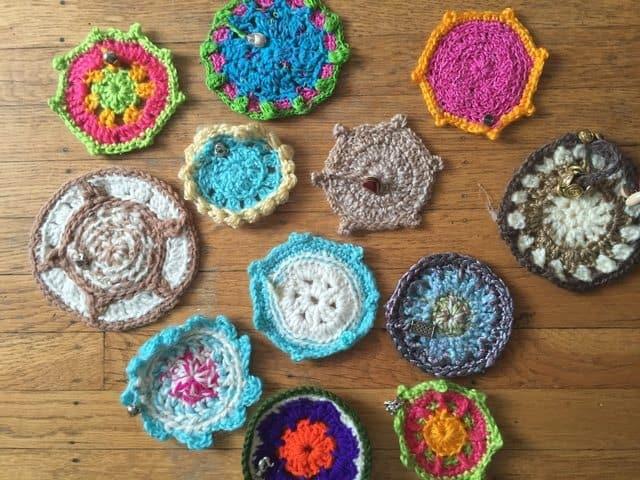 joanne crochet mini mandalasformarinke 1