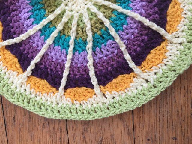 liz crochet mandalas