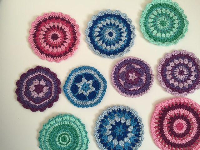 nessie crochet mandalasformarinke 1