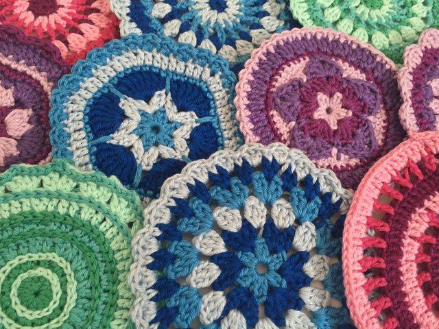 nessie crochet mandalasformarinke 2