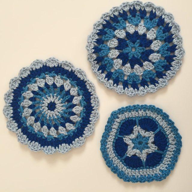 nessie crochet mandalasformarinke 3