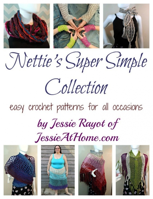 nettie's simple crochet patterns