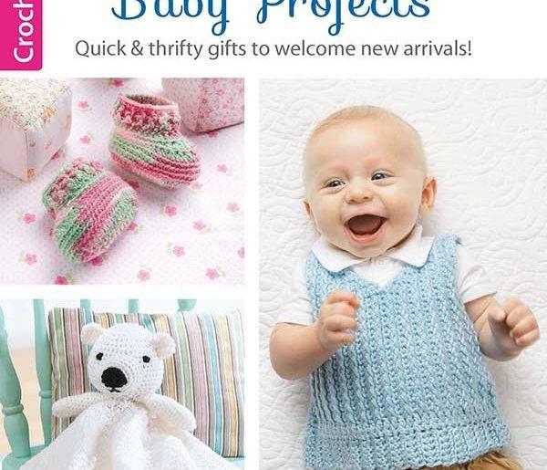 Un Écheveau Projets Bébé (Critique De Livre + Giveaway) – Crochet