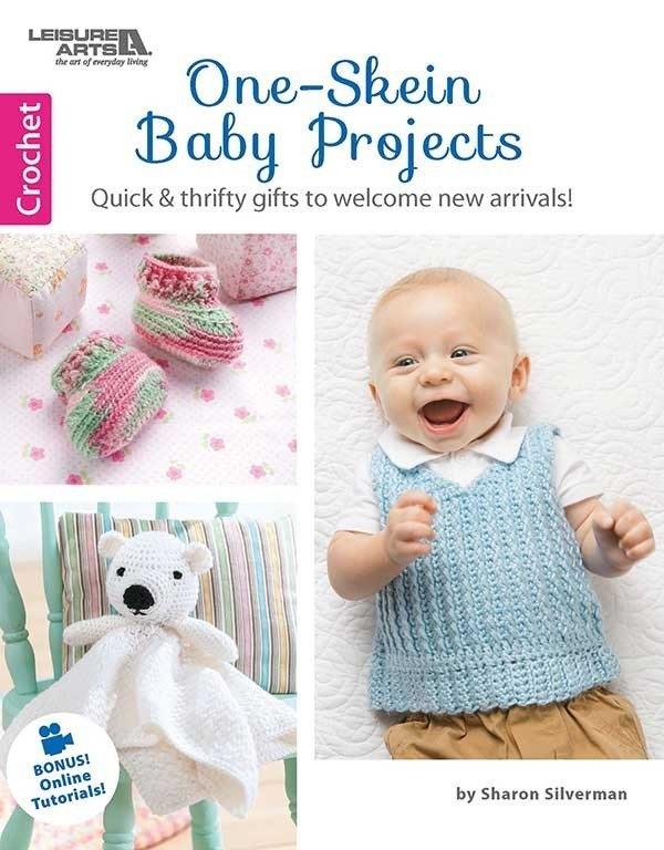one skein crochet baby