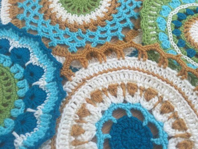 selina crochet mandalas for marinke