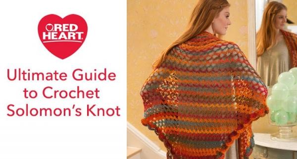 solomon's knot crochet