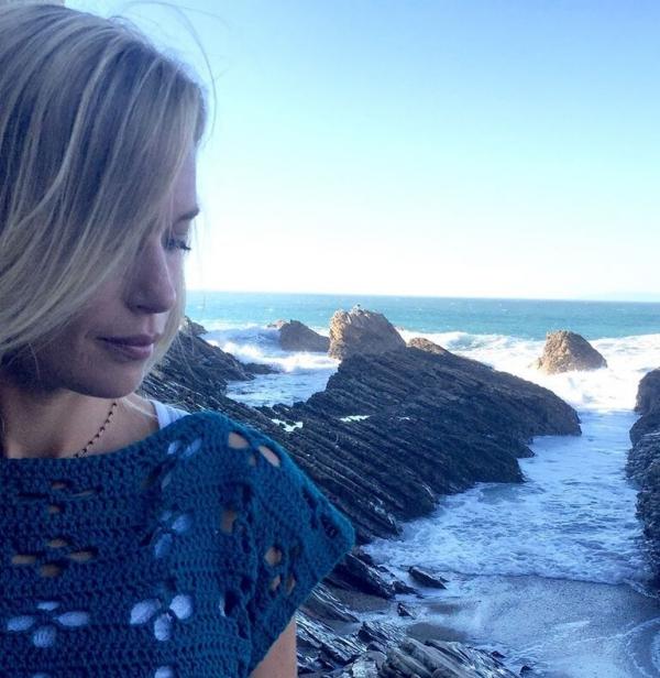 summer love crochet ocean