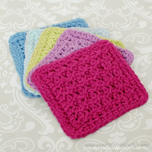 Pin Free Pattern Entrelac Tunisian Crochet Baby Blanket Link To Video ...
