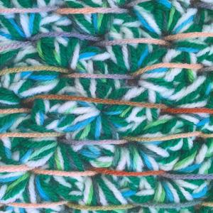 crochet de tissage