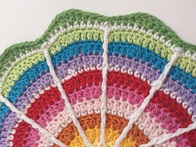 Alexandra's Crochet MandalasForMarinke 2