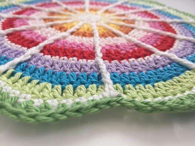 Alexandra's Crochet MandalasForMarinke 3