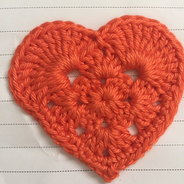 Catarina's Crochet MandalasForMarinke heart
