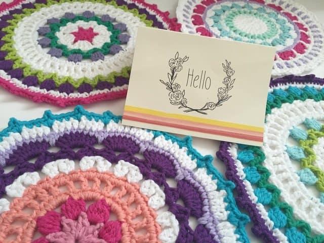 Elizabeth's Crochet MandalasforMarinke 1