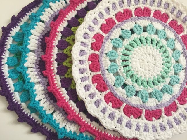 Elizabeth's Crochet MandalasforMarinke 11