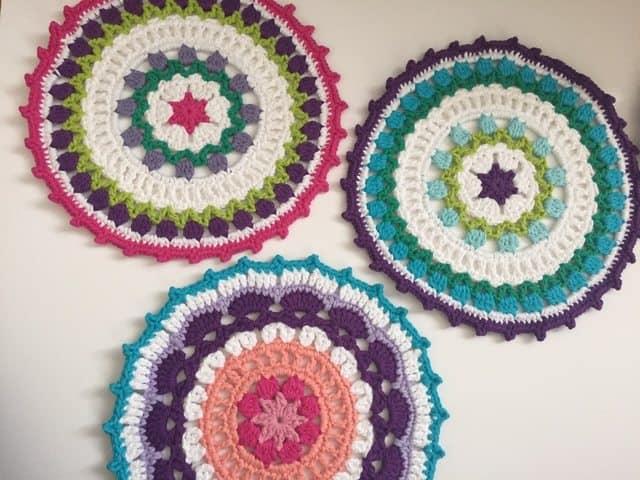 Elizabeth's Crochet MandalasforMarinke 4