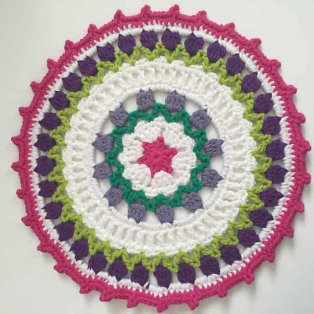 Elizabeth's Crochet MandalasforMarinke 5