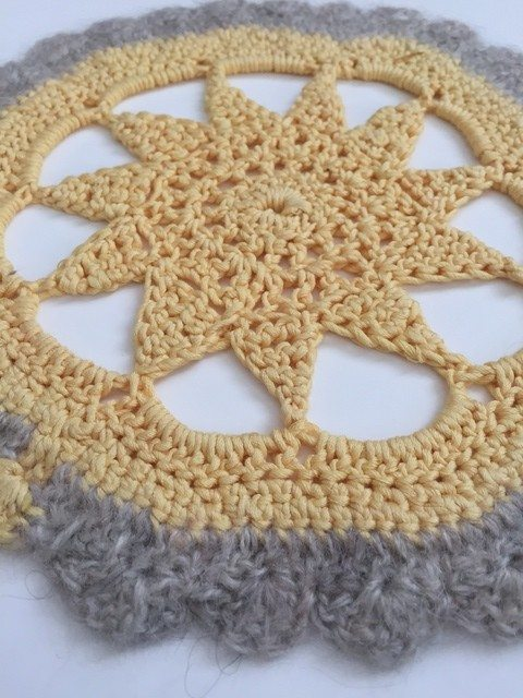 Jennifer's Crochet MandalasForMarinke 5