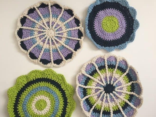Julie of ACCROchet Crochet MandalasForMarinke 2