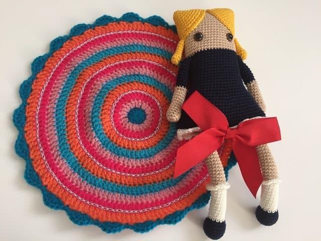 MagneticMary's Crochet MandalasForMarinke 1