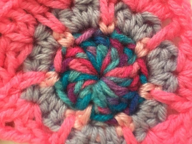 Marion's Crochet Mini Mandalas 3